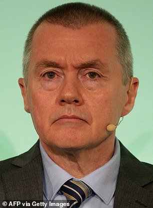 Willie Walsh ran British Airways owner IAG