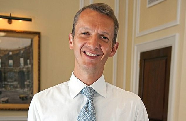 Hero: Among the economic doom and gloom this year, the Bank of England's chief economist Andy Haldane has been a ray of light