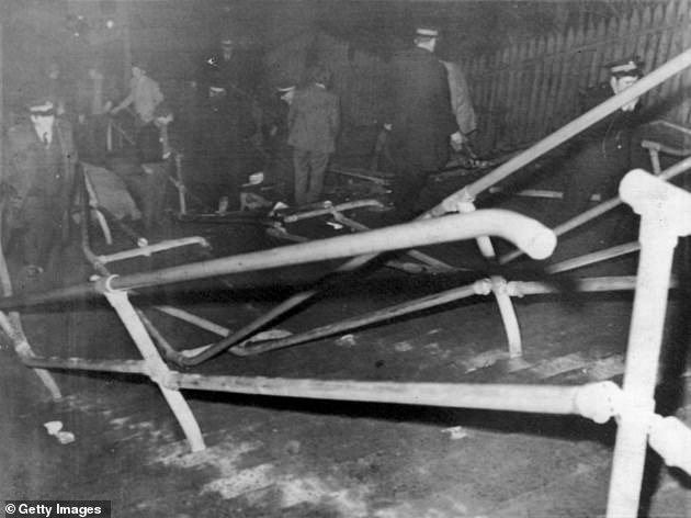 The Ibrox Disaster has left a mark on Rangers and its supporters and the pain still takes hold