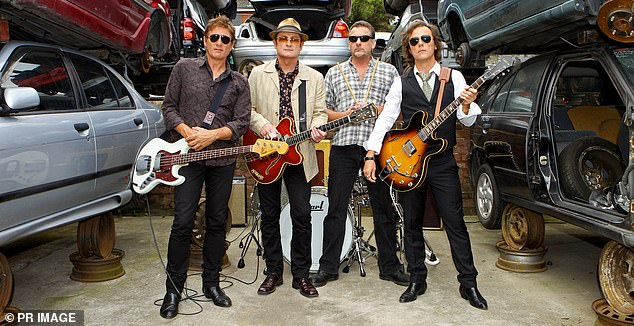 Back! They have been one of Australia's most iconic rock bands for 40 years. And in 2021, the Hoodoo Gurus (pictured) will be back on the touring circuit, starting with gigs in Tasmania in March. Pictured in 2012
