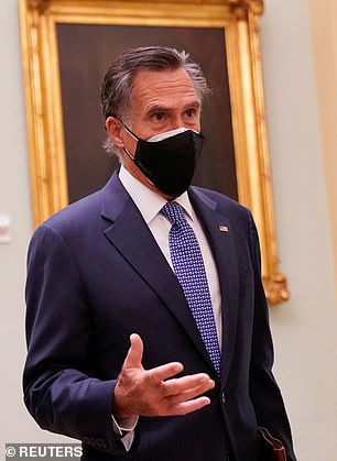 Republican Meet Romney calls vaccination rollout 'inaccessible' and 'unforgivable'
