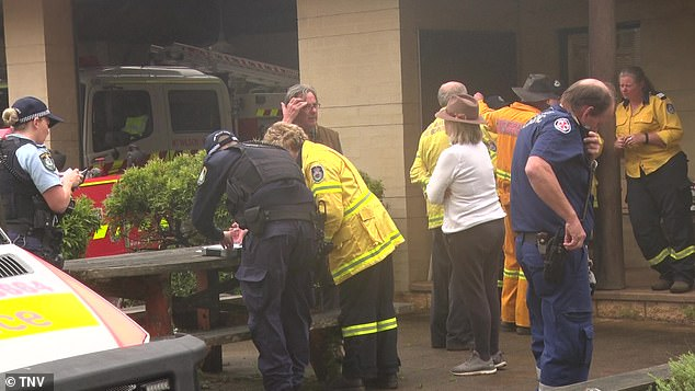 Emergency services rushed to the scene after the alarm was raised about 2.30pm on Saturday, but poor weather conditions meant a search had to be called off about 6pm. When it resumed on Sunday the bodies of the two women were located by NSW Police divers