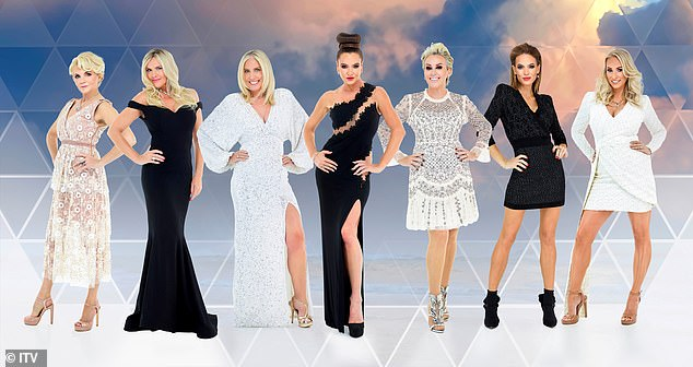 Glitz and glamour: The show is the second UK version of The Real Housewives franchise, following The Real Housewives Of Cheshire. Jersey is home to some of the most extravagant homes in the British Isles and promises no shortage of glamour
