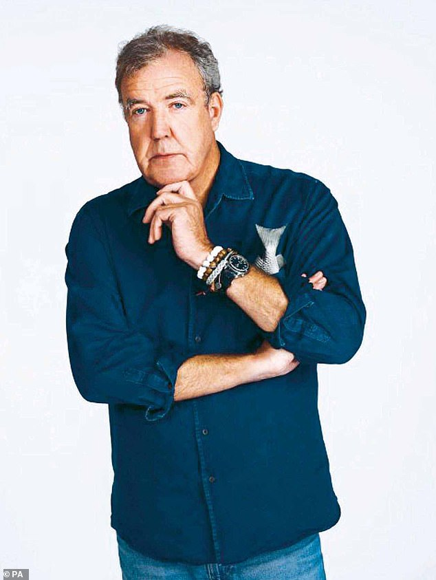 'It was scary!' Jeremy Clarkson has revealed that he battled COVID-19 over Christmas, and thought he would die from it