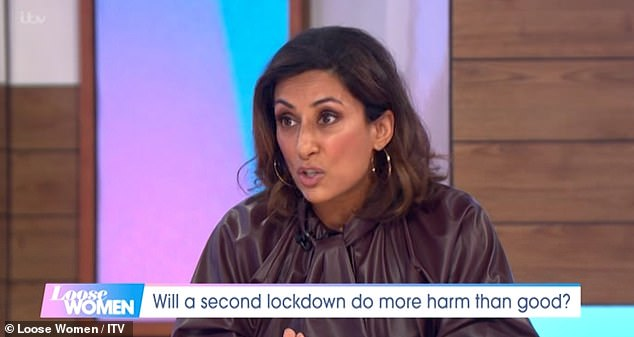 Saira Khan reveals she is QUITTING Loose Women after five years