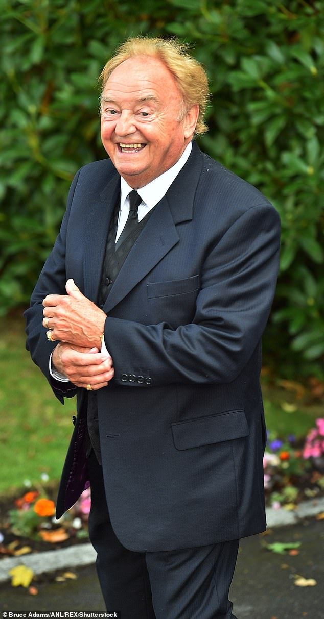 Gerry Marsden dies age 78: You'll Never Walk Alone singer passes away following short illness