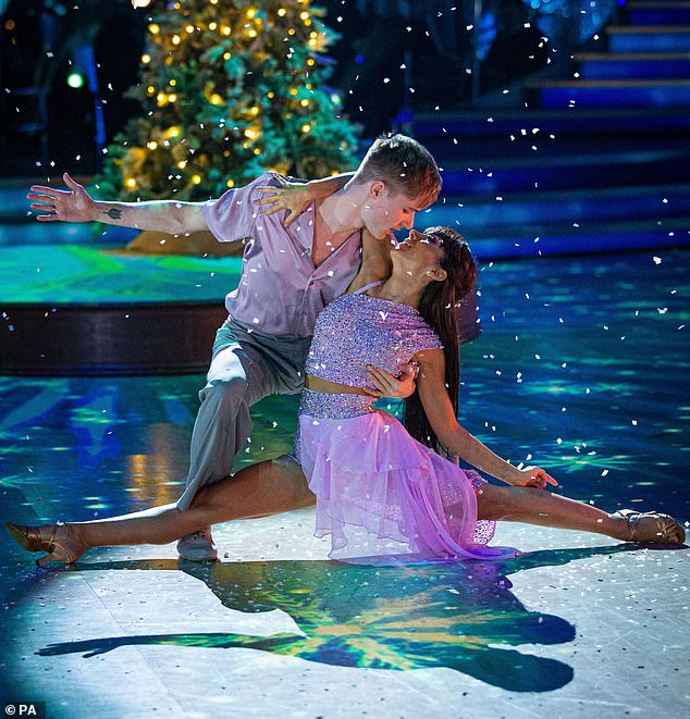 Strictly:Janette made it all the way to the final with her celebrity partner HRVY, but lost out to champions Bill Bailey and his pro partner Oti Mabuse
