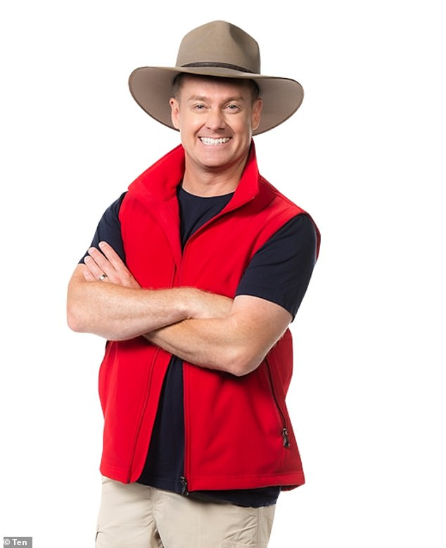 Mr big shot!Grant, who won the Gold Logie in 2018, is already familiar to Channel 10 audiences, having hosted a slew of programs for the network including Family Feud and Game of Games