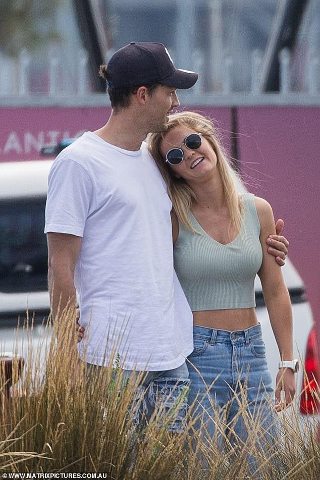 Bachelor's Chelsie McLeod goes public with model boyfriend Ricki DeHaan after split from Matt Agnew