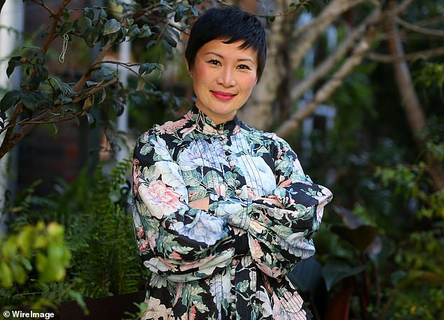 'I think that was a really interesting move': MasterChef Australia contestant Poh Ling Yeow (pictured), 47, revealed the biggest and most 'unpredictable' change to the cooking competition over the years has brought it a new lease of life