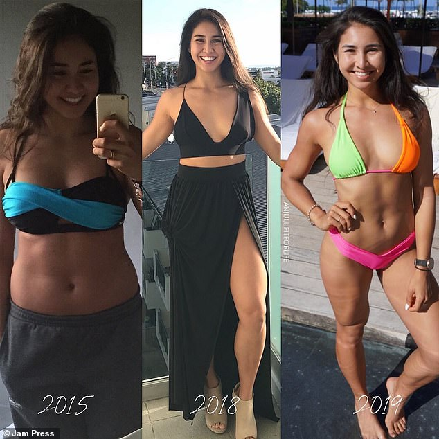 Back in 2015, Anjuli was not seeing the results she wanted while trying fad diets and constantly trying random workouts