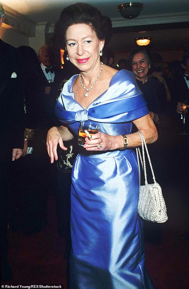 Of taking the part, Vanessa said: 'I didn't know anything about Princess Margaret (pictured in 1991)... I had to find moments where her mic was left on and she said a withering remark'