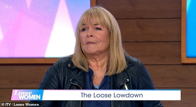 Loose Women's Linda Robson is accused of breaking Tier 4 rules by spending Christmas with her family