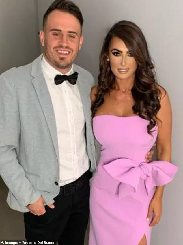 Case of the ex:It seems that Josh has well and truly moved on from his relationship with Arabella Del Busso, after being falsely accused of assault by her. The Wests Tigers player was dragged through the courts by WAG-turned-reality TV star Arabella in 2019, before all charges were dropped