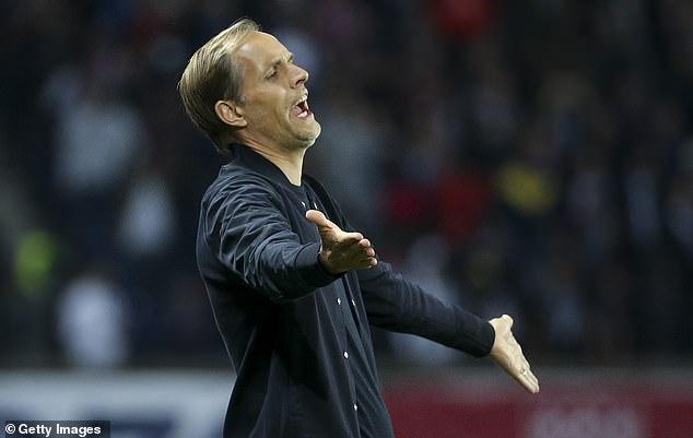 Chelsea were reportedly warned off ex-Paris Saint-Germain boss Thomas Tuchel in the past