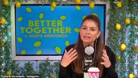 Maria Menounos reveals she is expecting children with husband Keven Undergaro
