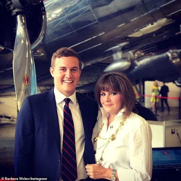 Under Pressure: `` Barb put a lot of pressure on them which was really tough, '' said the insider, who discussed the end of Kelley and Peter's nine-month romance with E!  News Tuesday;  Peter and Barb pictured