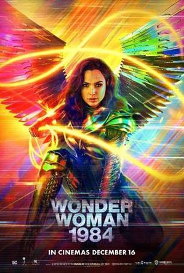 Theaters and streaming: Warner Bros. announced in early December that Wonder Woman 1984 will debut in theaters and on HBO Max simultaneously, with the film available on HBO Max for the first month of its release