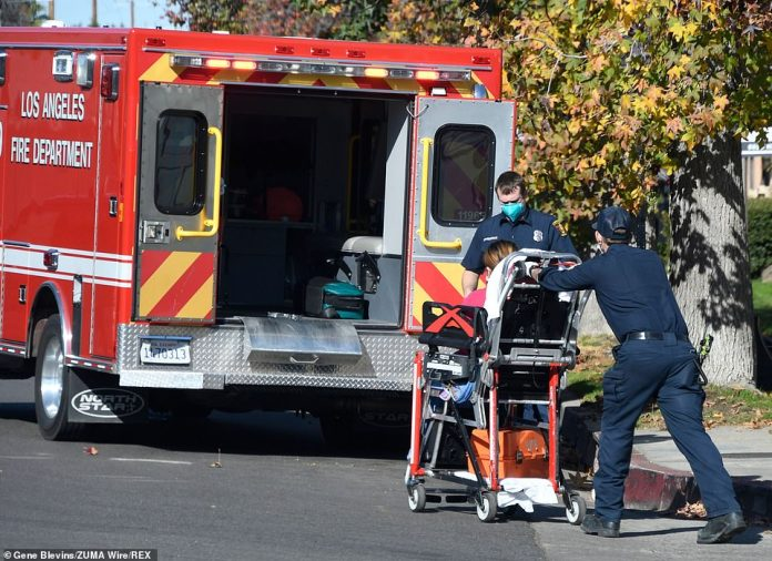 CALIFORNIA: Ambulance crews in Los Angeles County have been advised to conserve oxygen and not to transport patients who have virtually no chance of survival to the hospital because resources need to be reserved for those with better odds
