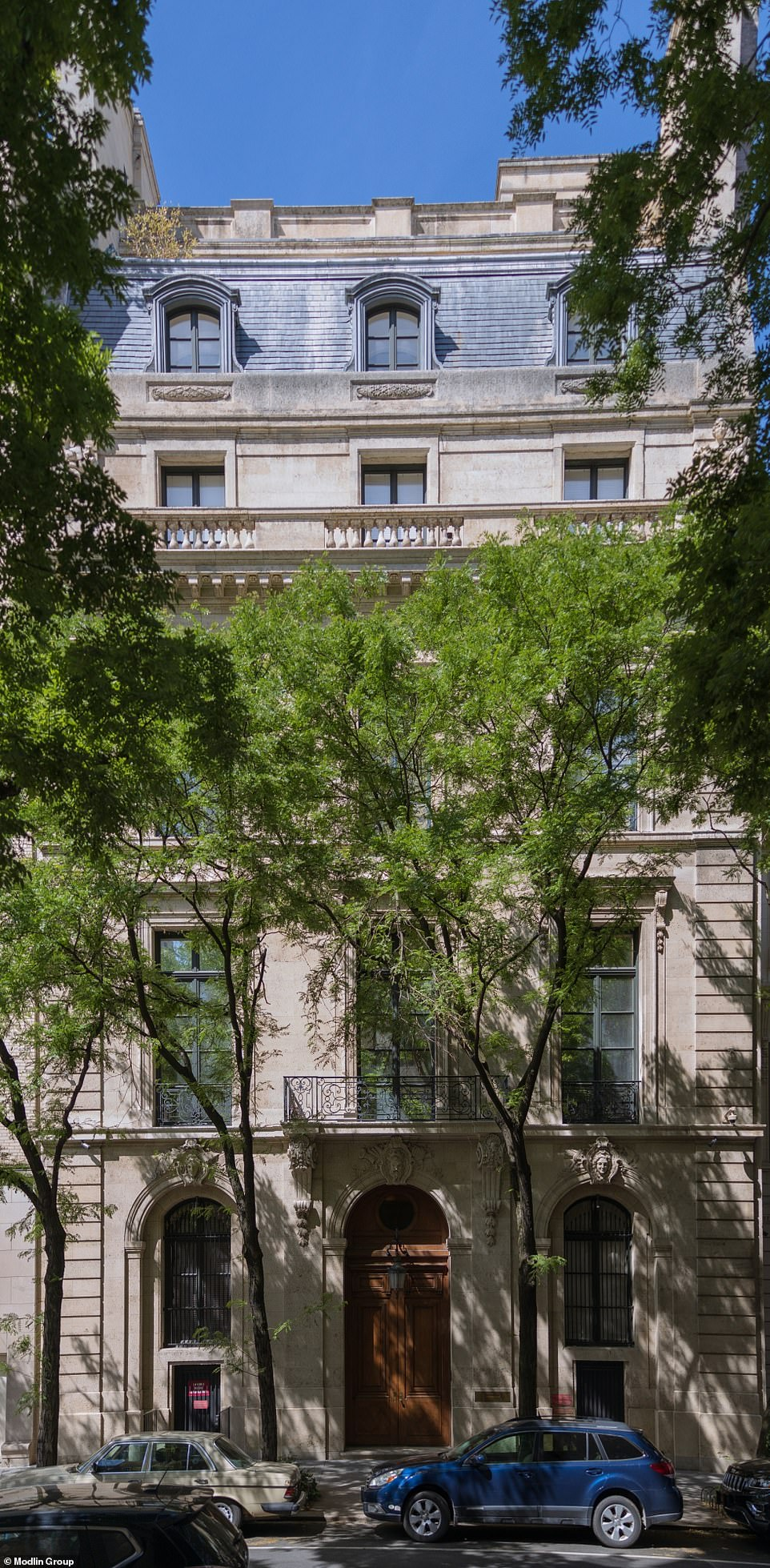 Jeffery Epstein's Upper East Side townhouse has its price cut from M to M