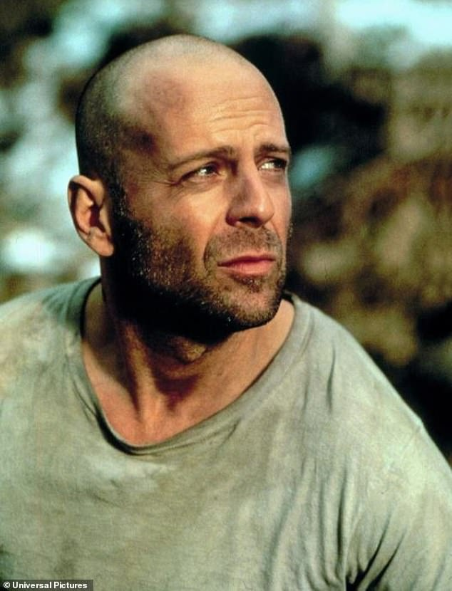 Role: Bruce Willis starred as James Cole in the futuristic 1995 movie, about a prisoner sent back in time to stop a virus that decades earlier had wiped out all of humanity
