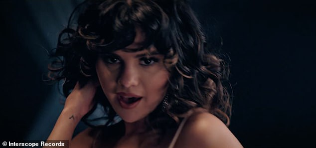 Uncanny:Selena has often rocked curly tresses and has even rocked the look in her music video for Dance Again, which was released in 2020; Selena pictured
