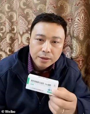 """Coronavirus vaccine: Expert says Chinese Sinopharm sting """"unsafe"""""""