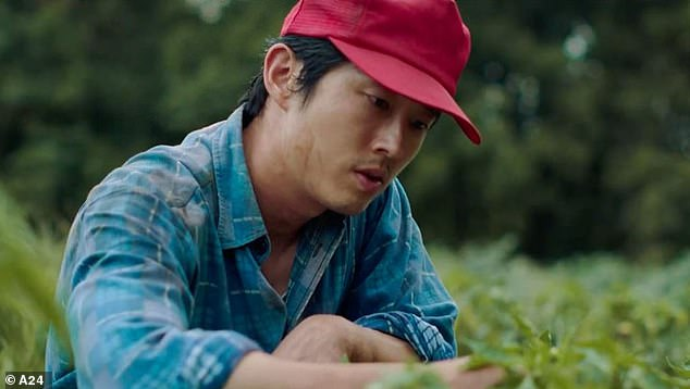 Steven Yeun recalls having to do a 's****y accent' for an early audition
