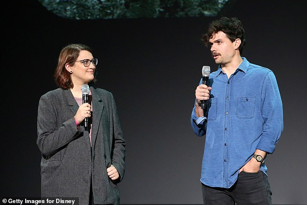 Waldron, the scribe behind 2022's sequel Doctor Strange In The Multiverse Of Madness as well as upcoming Disney+ series Loki, had recently signed a deal with Disney; seen here in 2019 with Loki directorKate Herron (L)