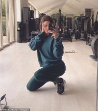 Khloe Kardashian her body will be 'ready' come summer…as she manifests the pandemic's end