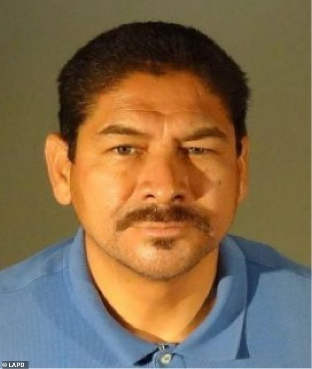 The suspect has been identified asHerbert Nixon Flores, 46, an MS-13 gang member who is said to have a history of violence against Ruiz