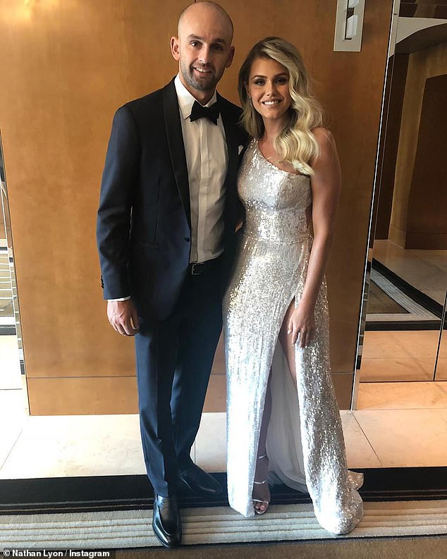 Not bad! Bowler Nathan Lyon recently snapped up a beautiful townhouse in the quiet Sydney suburb of Tennyson Point. The 33-year-old and his partner Emma McCarthy bought the five-bedroom, five-bathroom home for $3.8million last month