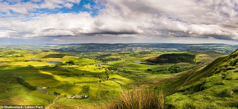 The Forest of Bowland is an Area of Outstanding Natural Beauty thathas some superb walks