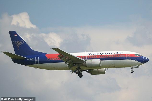Boeing 737 passenger jet VANISHES over sea after 'falling 10,000ft'