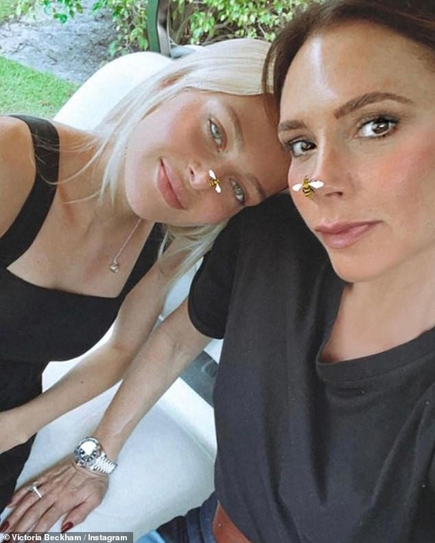 'We love you!!' Victoria Beckham wishes her son's fiancée Nicola Peltz a happy 26th birthday