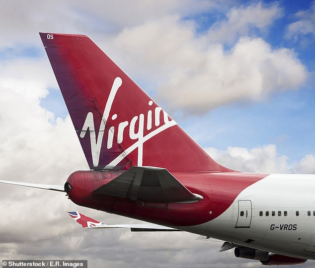 Struggle: Virgin is finalising a deal to raise up to £70million by selling and leasing back two Boeing 787 Dreamliners