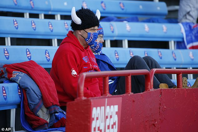 Formerly known as Ralph Wilson Stadium, the Bills' home usually holds as many as 71,000 fans