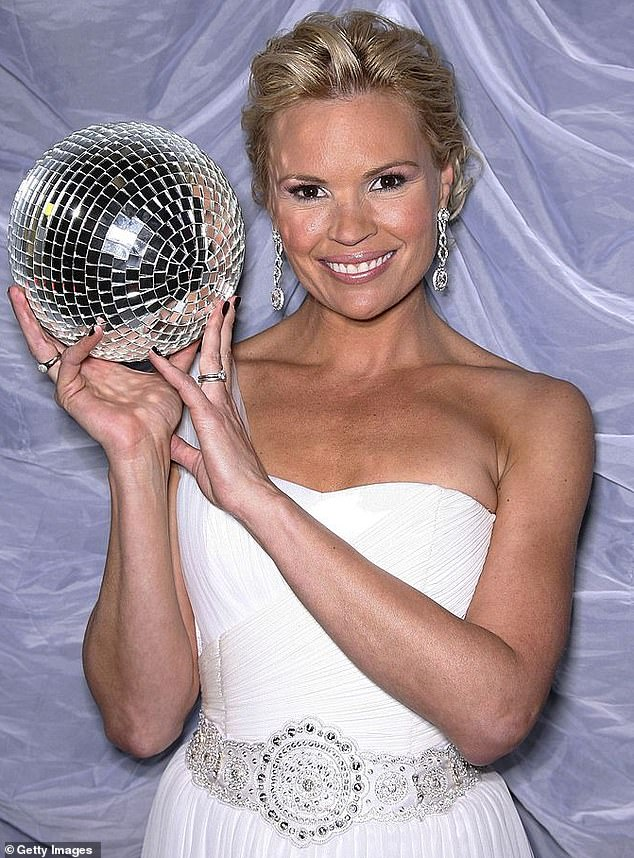 Another show under her belt?It comes amid rumours Channel Seven has lined up TV veteran Sonia Kruger as the host for the Dancing With The Stars: All Stars season