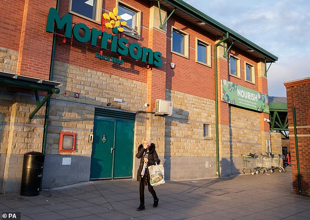 Vaccine jabs will be available in Morrisons supermarket car parks in Wakefield, West Yorkshire; Yeovil, Somerset; and Winsford, Cheshire, from tomorrow