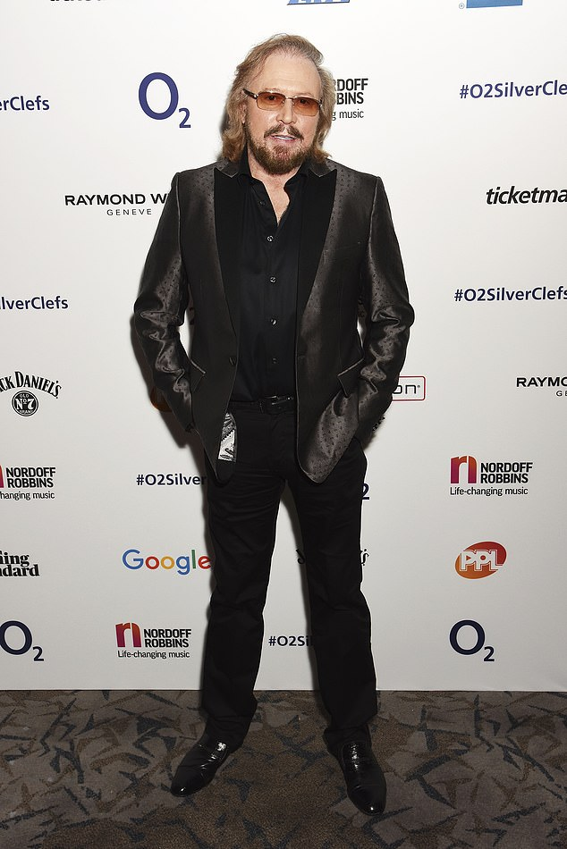 Barry Gibb, 74, the last remaining Bee Gee, admitted that he feels 'survivor's guilt', saying: 'I'm the eldest, so it should have been me first. I guess it's a form of guilt.'
