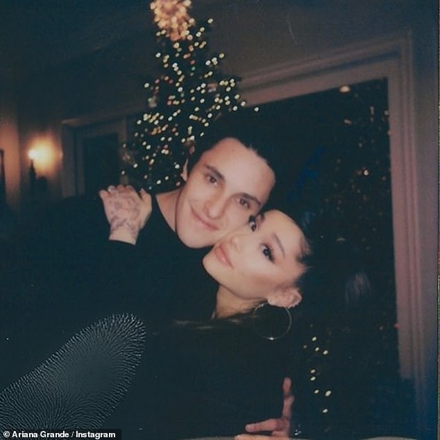 Stuck With U: Grande announced her engagement to Gomez on December 20 after a relationship of less than a year