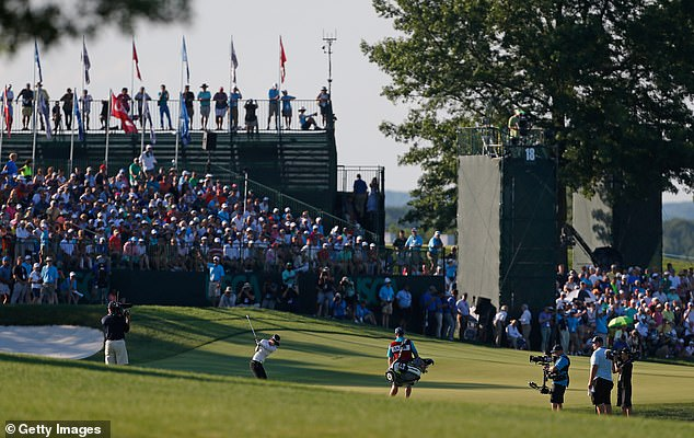 Golfweek report suggests 2022 PGA Championship to be played elsewhere