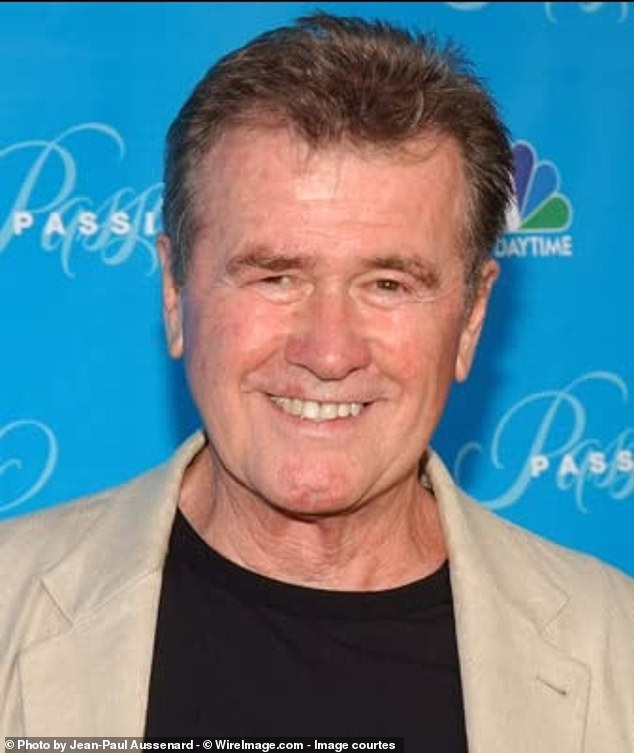 RIP: Soap opera star John Reilly has died at 84, according to his daughter Caitlin Reilly