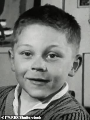 Tony's 'cheeky chappie' personality taught Apted a first lesson during the filming of 1977 episode 21. 'When Tony was 21 he was hanging out at the dog track,' the director.  `` I was convinced he would be in the slammer at 28 ''