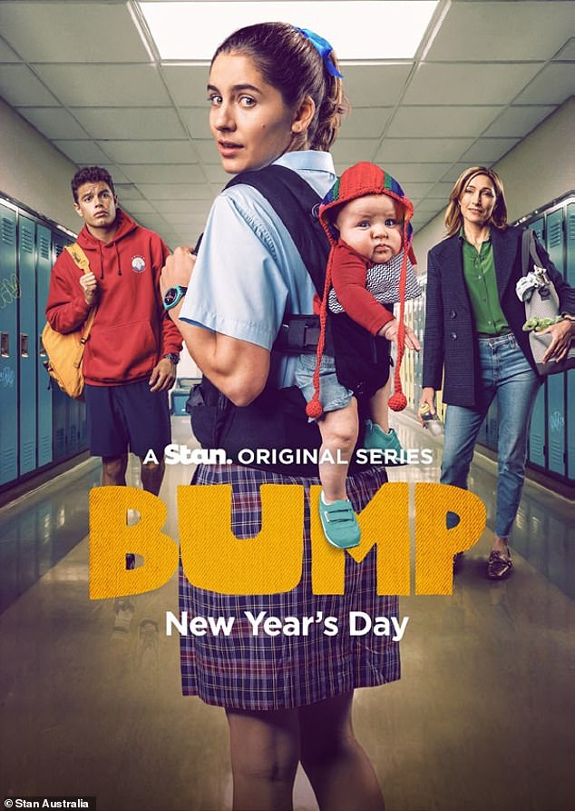 Stan announce original TV series Bump will return for season two