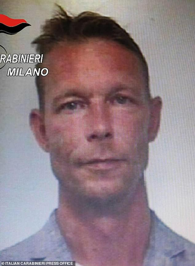 It is hoped that interviews with a number of people in the Algarve who knew main suspect Christian Brueckener, 43, could help snare the paedophile (pictured)