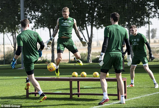 Celtic confirmed on Sunday one player tested positive for Covid-19 after their trip to Dubai