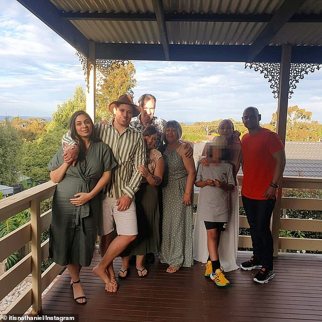 The X Factor Australia's Nathaniel Willemse is expecting his first child with wife Fujan