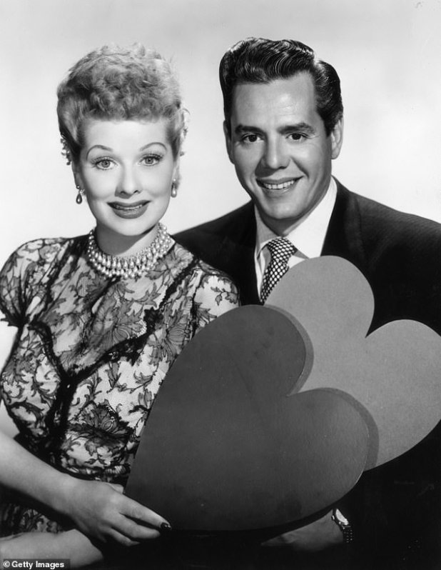 TV's first duet: Nicole Kidman and Javier Bardem are currently in talks to portray Lucille Ball and Desi Arnaz (pictured) in a new film by writer-director Aaron Sorkin.