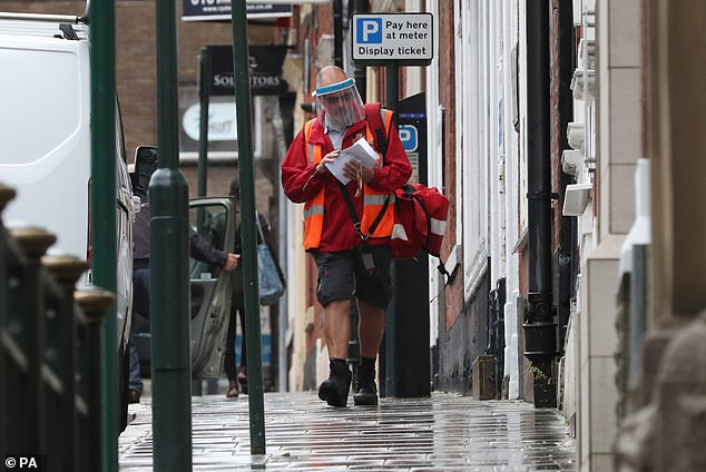 Thousands of people living in the areas, which span large sections of London, the South East and Leeds, receive only limited deliveries